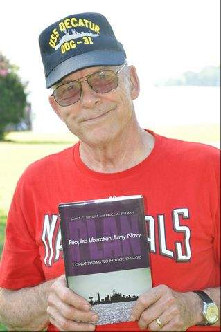Jim Bussert with New Book